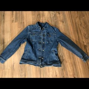 I am selling a jean jacket